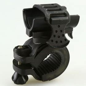 Bike Bracket Mount Holder For Flashlight Ab 2968 Bike Bracket Mount Holder For Flashlight Ab 2966 Black Jakartanotebook