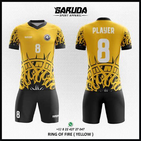 Kaos Futsal Desain Sendiri melayani pembuatan desain kaos futsal sendiri garuda