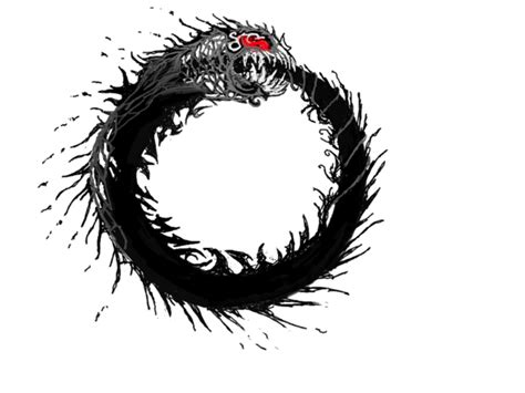 ouroboros tattoo designs ouroboros by akaryuterra on deviantart