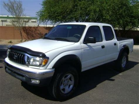 2002 Toyota Tacoma For Sale Used 2002 Toyota Tacoma For Sale By Owner In Chicago Il 60610