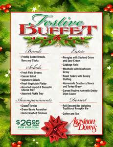 Casual Dinner Party Menu Ideas - dining assiniboia downs live racing simulcast racing vlts dining facility rentals