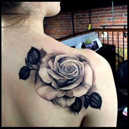 black grey rose tattoos 7 grey ink designs images
