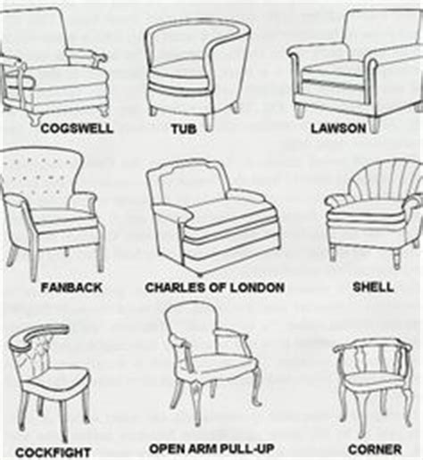 types of couches and chairs 1000 images about antique furniture identification on