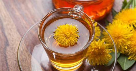 Resons To Detox Your With Dandelion by 4 Reasons To Sip Dandelion Tea Danette May