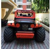 These 6 Indian Modified Cars Look Like Spectacularly Original Designs