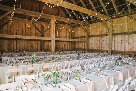 premier rustic chic barn wedding venue upstate ny