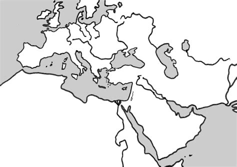middle east map outline outline map of middle east
