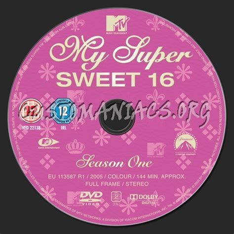 my super sweet 16 wikipedia the free encyclopedia my super sweet 16 season 1 dvd label dvd covers labels