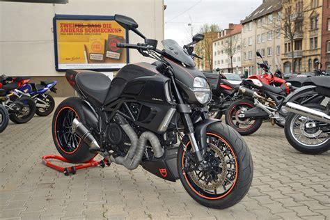 Motorradvermietung In Kassel by Umgebautes Motorrad Ducati Diavel 1200 Von Ducati Kassel