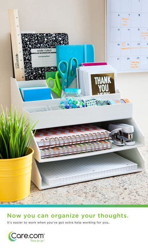 How To Organize Your Desk At Home For School 1000 Ideas About Professional Office Decor On Dental Office Design Small Reception