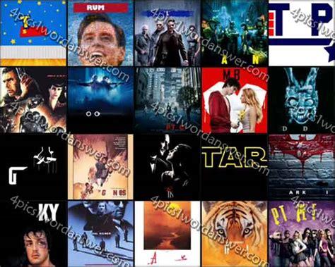 film quiz level 49 100 pics movie logos level 41 60 answers 4 pics 1 word