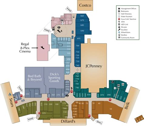 layout for mall mall directory westgate mall