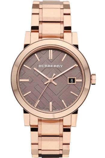 Burberry Bb010 Rosegold F burberry the city gold tone bracelet bu9005 the hut watches