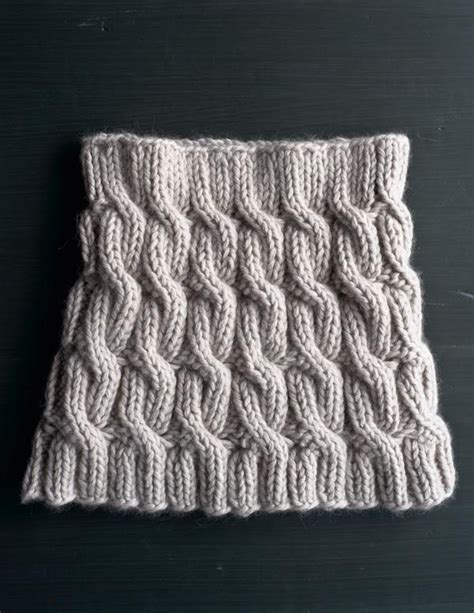 easy cable knit scarf best 25 cable cowl ideas on knitting patterns