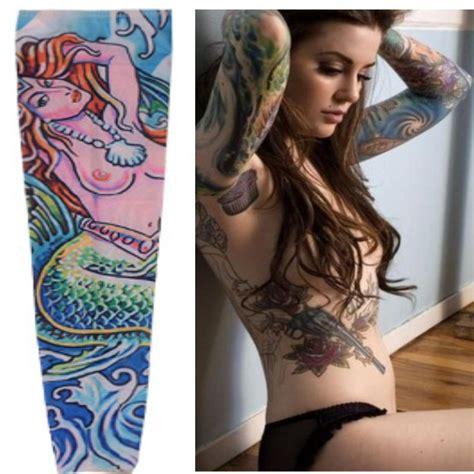 tattoo arm sleeve fake online get cheap artwork tattoos aliexpress com alibaba