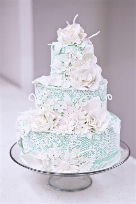 Wedding Cake Lace by Lace Wedding Cakes Part 5 The Magazine