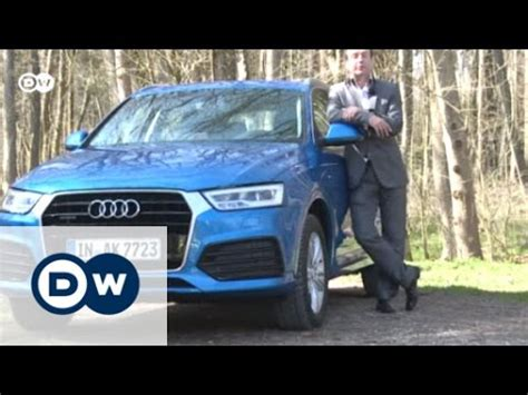 Audi Q3 Mobile by Neuauflage Audi Q3 Motor Mobil Youtube