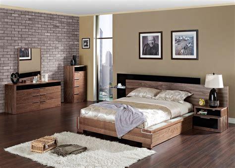 Elegant Wood Elite Modern Bedroom Sets With Extra Storage King Size Bedroom Suites