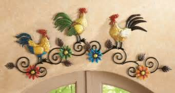 Amazing Chicken And Rooster Kitchen Decor 2 Decorative Vibrant Spring Rooster
