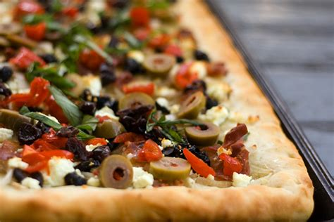 tasty trix olive cherry focaccia pizza quot fopizza quot for the better homes gardens recipe