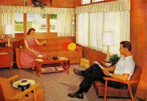 1950s style home decor the 1950s