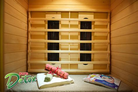 Does The Sauna Help Detox by Infrared Sauna Detox