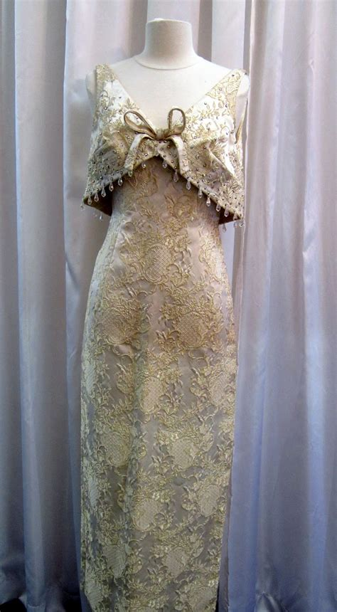gold beaded wedding dress fabulous beautiful vintage wedding dresses just in