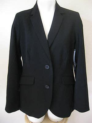 womens black blazer    george career versatile padded shoulder classic usd    date