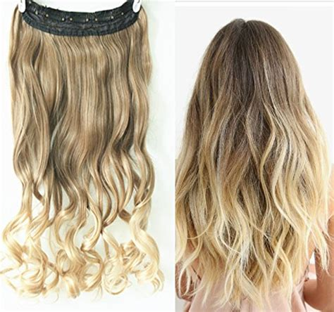 4 clip in hair extensions 3 4 clip in hair extensions ombre one 2