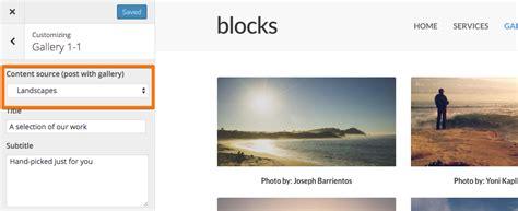 wordpress layout blocks sle content for wordpress themes using bootstrap blocks