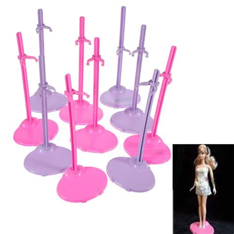 barbie dolls toy stand support prop up mannequin model