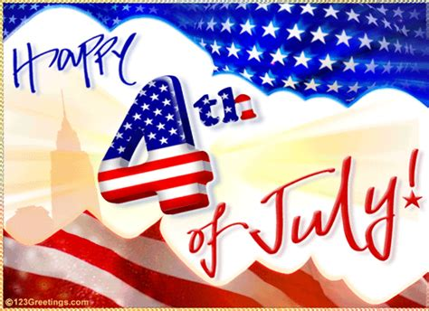 Happy 4th by Happy 4th Free Happy Fourth Of July Ecards Greeting