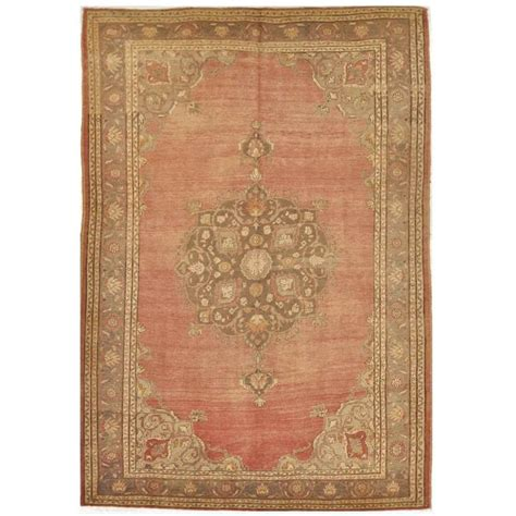 Semi Antique Rugs by Room Size Semi Antique Turkish Rug For Sale At 1stdibs