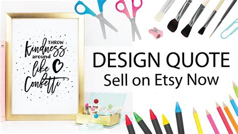 selling printable quotes on etsy how to make money fast selling printable quotes online on