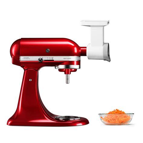 Kitchenaid Slicer And Shredder by Kitchenaid Mvsa Rotor Vegetable Slicer And Shredder For