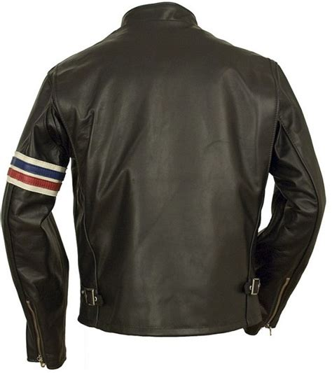 Handmade Leather Motorcycle Jackets - handmade jacket easy rider motorcycle leather jacket