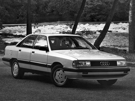 how to work on cars 1991 audi 200 electronic toll collection audi 200 specs photos 1984 1985 1986 1987 1988 1989 1990 1991 autoevolution