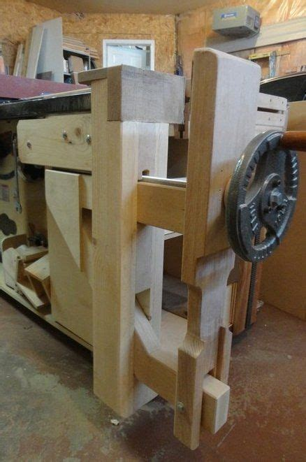 leg vise kiefer knee vise video ingenious yeah im