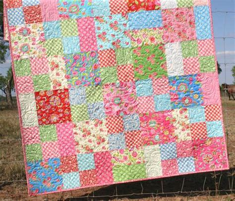 10 inch layer cake quilt patterns whimsy quilt pattern layer cake or 10inch stacker friendly