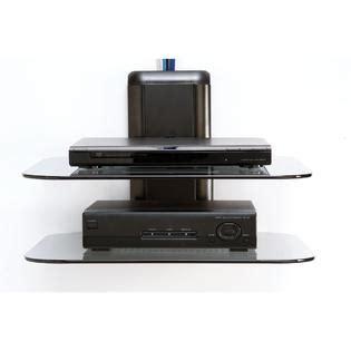 Sanus Component Shelf by Sanus On Wall Component Shelf Vma401 Tvs Electronics