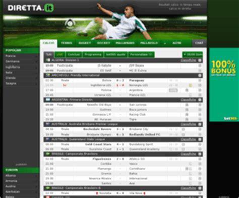direttamobile risultati in tempo reale html it diretta it diretta it risultati calcio in tempo reale e