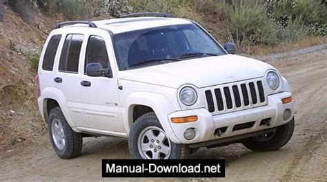 Jeep Liberty Kj 2002 2007 Service Repair Manual Download