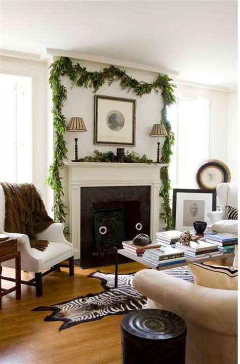 veranda living rooms living room beth webb veranda holiday decor pinterest