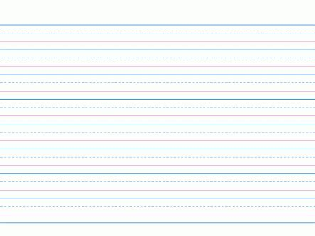 handwriting lines template adobe illustrator how to create a page template of solid