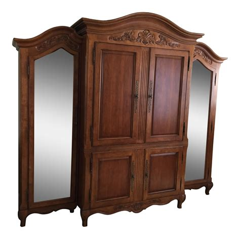 Century Furniture Armoire by Century Furniture Coeur De Armoire Chairish