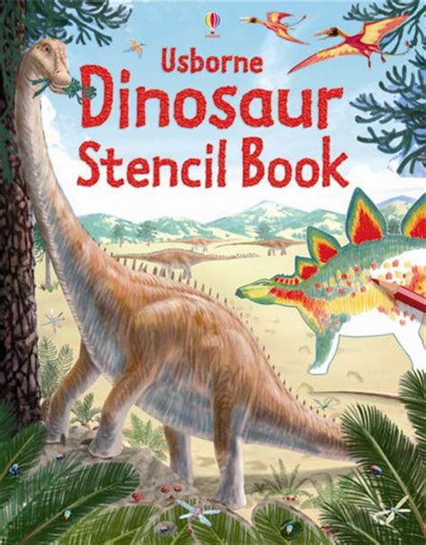 dinosaurs a introduction introductions books dinosaur stencil book the dinosaur farm