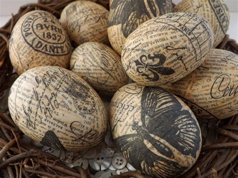 decoupage eggs sewforsoul oh so shabby chic decoupage eggs