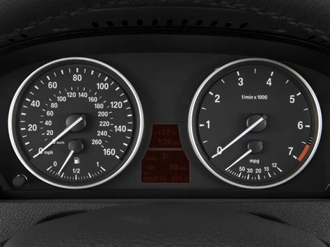 how make cars 2008 bmw x6 instrument cluster image 2008 bmw x5 series awd 4 door 4 8i instrument cluster size 1024 x 768 type gif