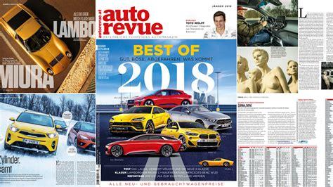 Auto Revue by Autorevue Magazin Februar 2018 Autorevue At Autorevue At