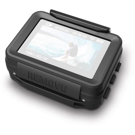 Gopro Rm removu p1 wi fi remote viewer for gopro hero3 3 4 lcd rm